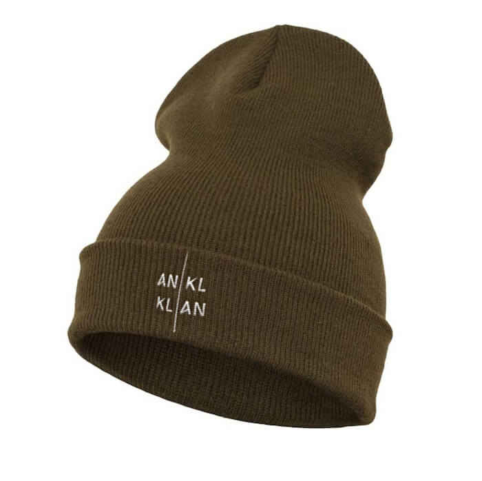 ANKL KLAN Winter cap