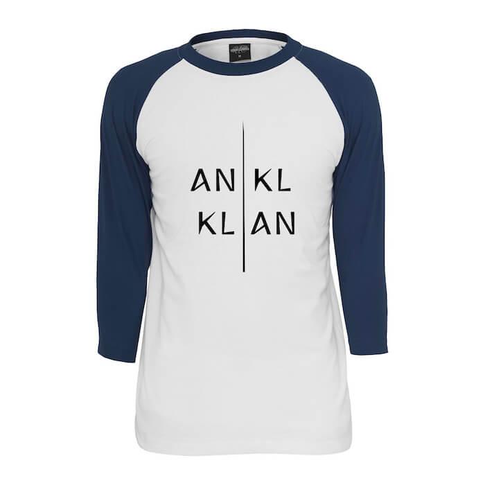 ANKL KLAN 3/4 T-shirt